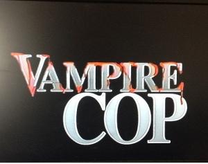 vampire cop title