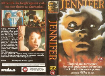jennifer vhs cover