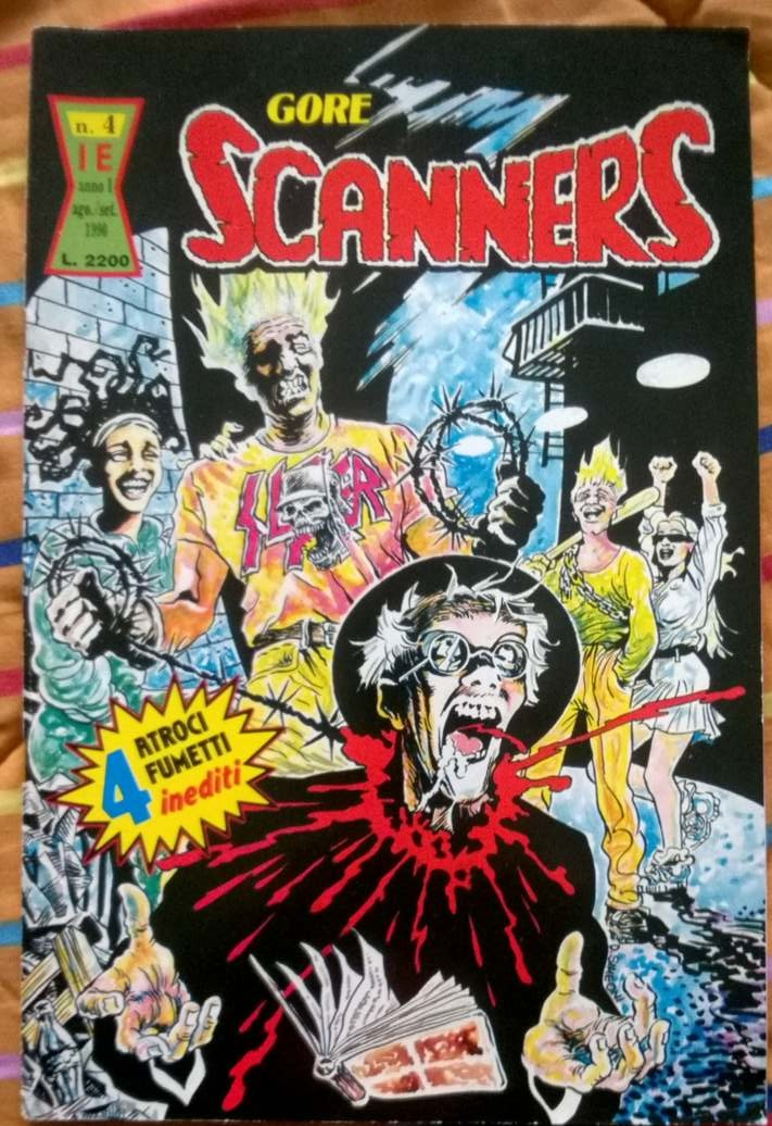 gore scanners