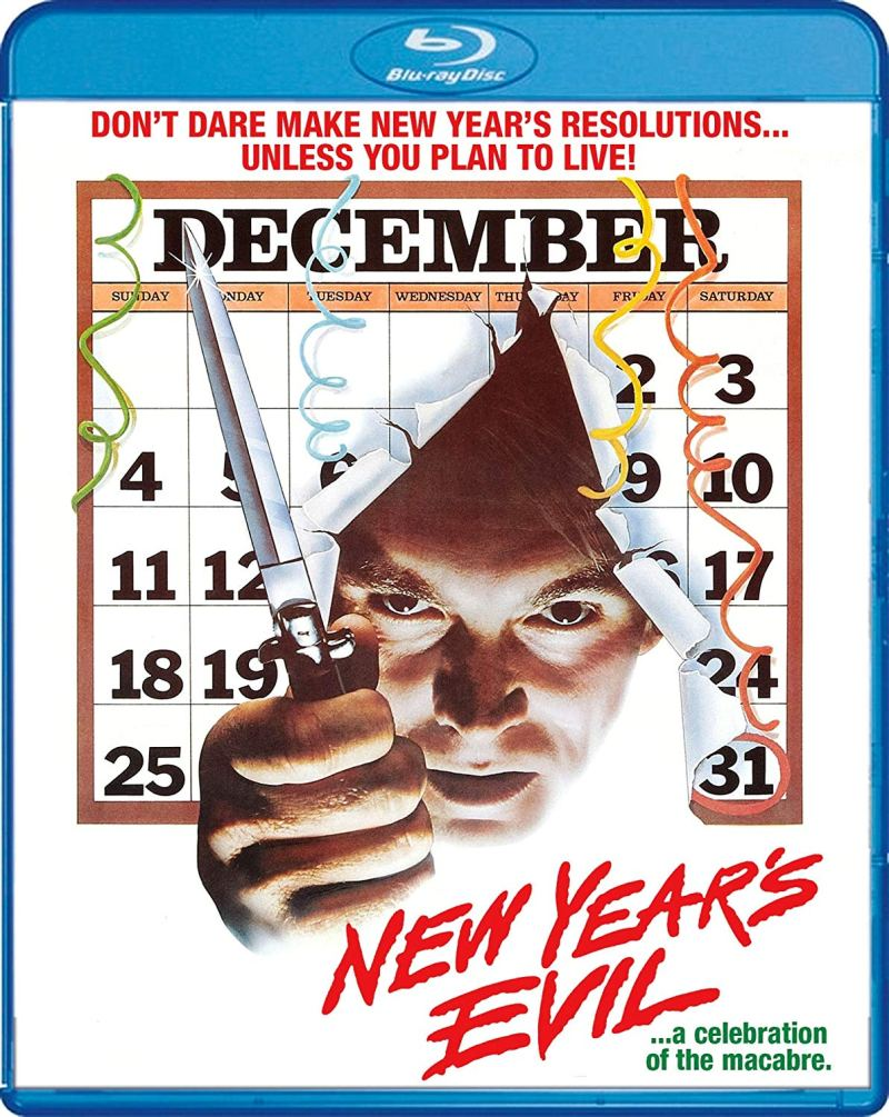 New year's evil bluray